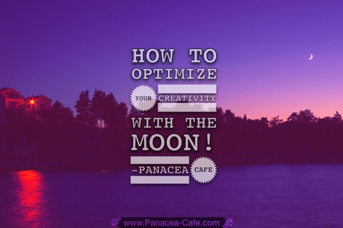 How To Optimize Your Creativity With The Moon!